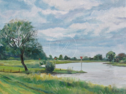 IJssel towards Olst