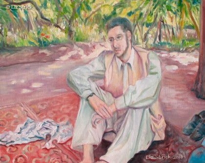 Alex in Kandahar