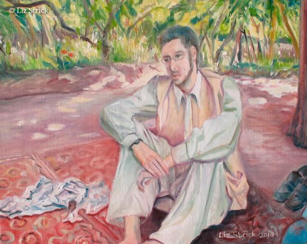 Alex in Kandahar