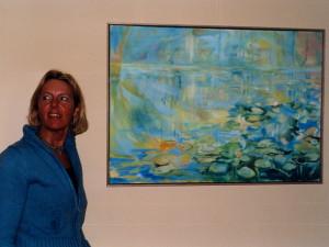 """Ziekenhuis Amstelveen """"Water schilderijen"""" tentoonstelling"""