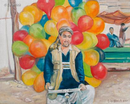 Balloonseller