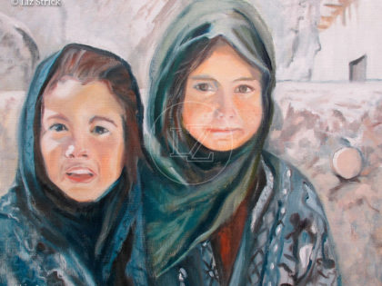Bamyan Girls
