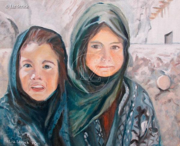 Bamyan Girls