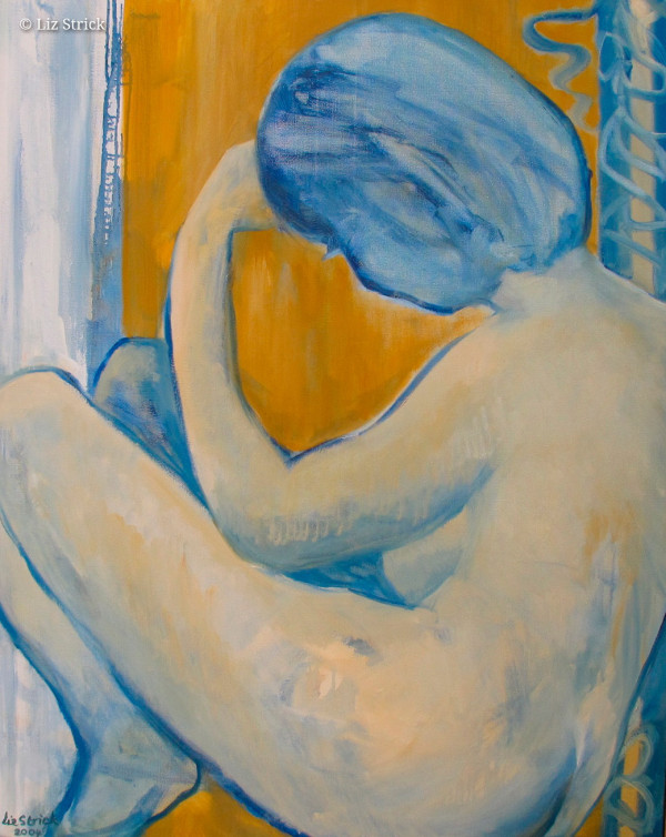 Blue Girl