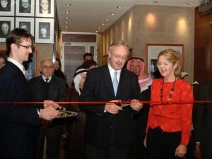 Memories tentoonstelling bij Boushahri Gallery in Koeweit