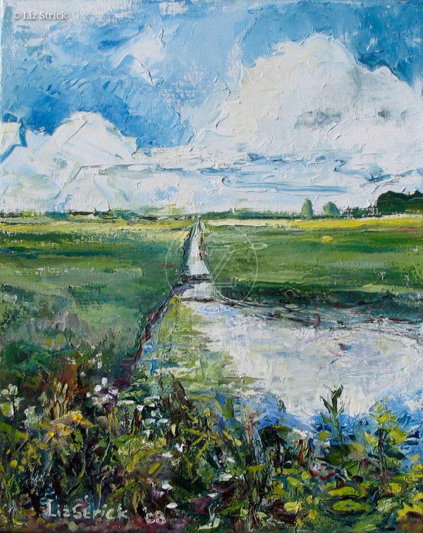Delft Waterlandscape