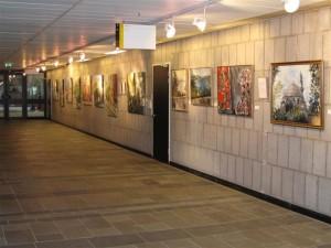 Paleis van Justitie Den Haag tentoonstelling