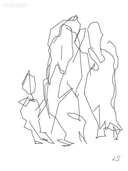iPad drawing # 4