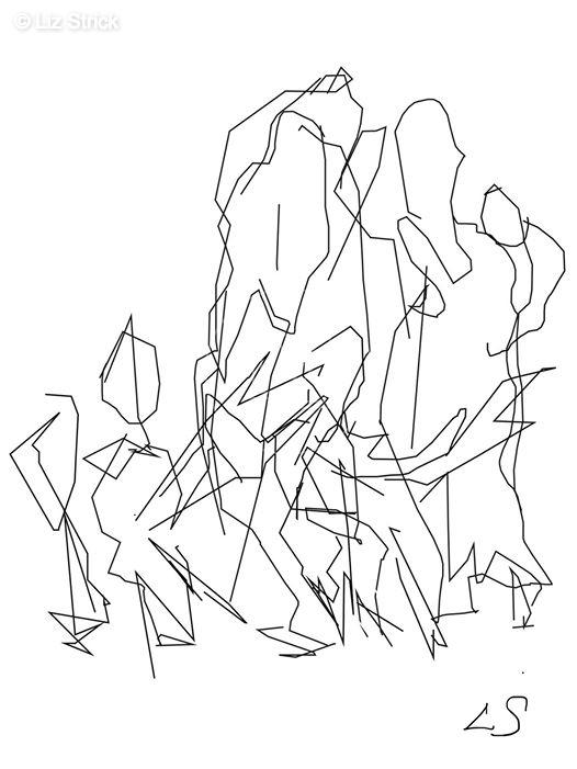 iPad drawing # 5