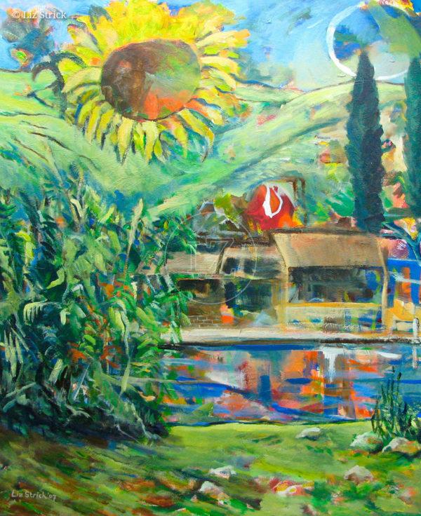 Litani River Fairytale