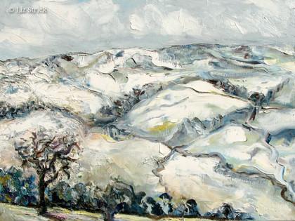 North Yorkshire Winter Landscape 2