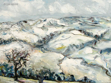 North Yorkshire Winter Landscape 2