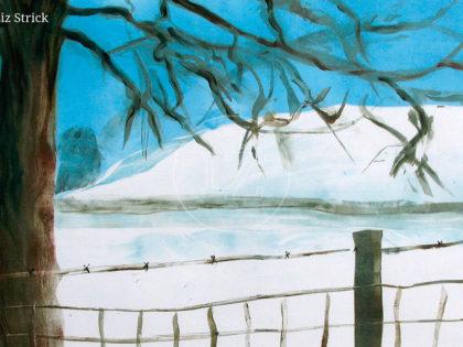 North Yorkshire Winter Landscape