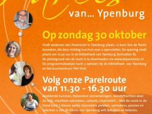 Pearls of Ypenburg Route – Open Studio 2011