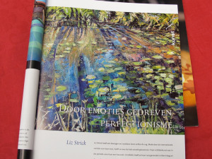 Exclusive Interview with Liz Strick in Qualis Magazine