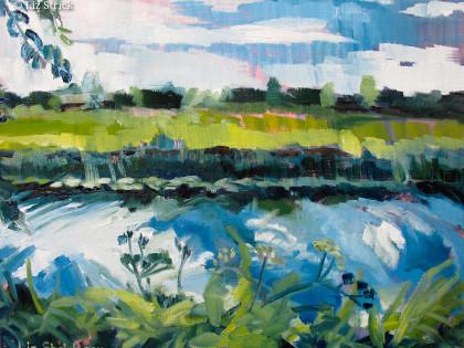 River Berkel