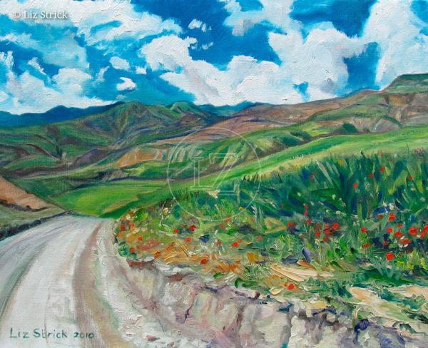 Road to Fayzabad, Badakhshan
