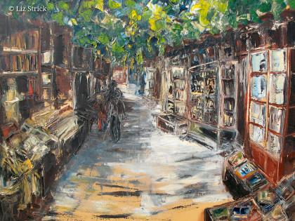 Sahaflar bookmarket