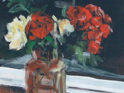 Still-life Roses