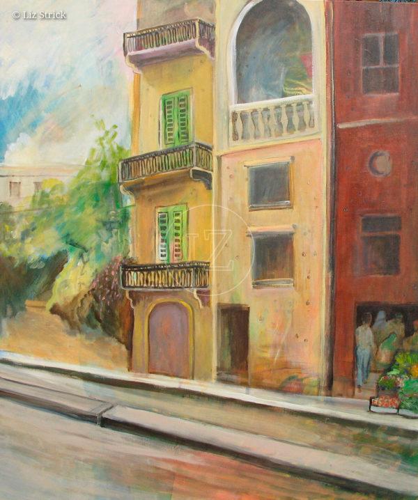 Street in Beirut