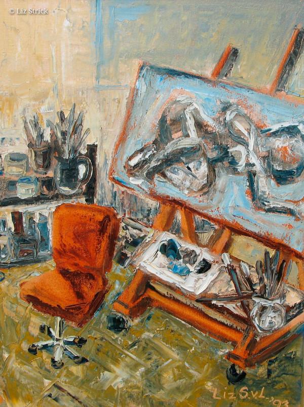 Studio Interior 1